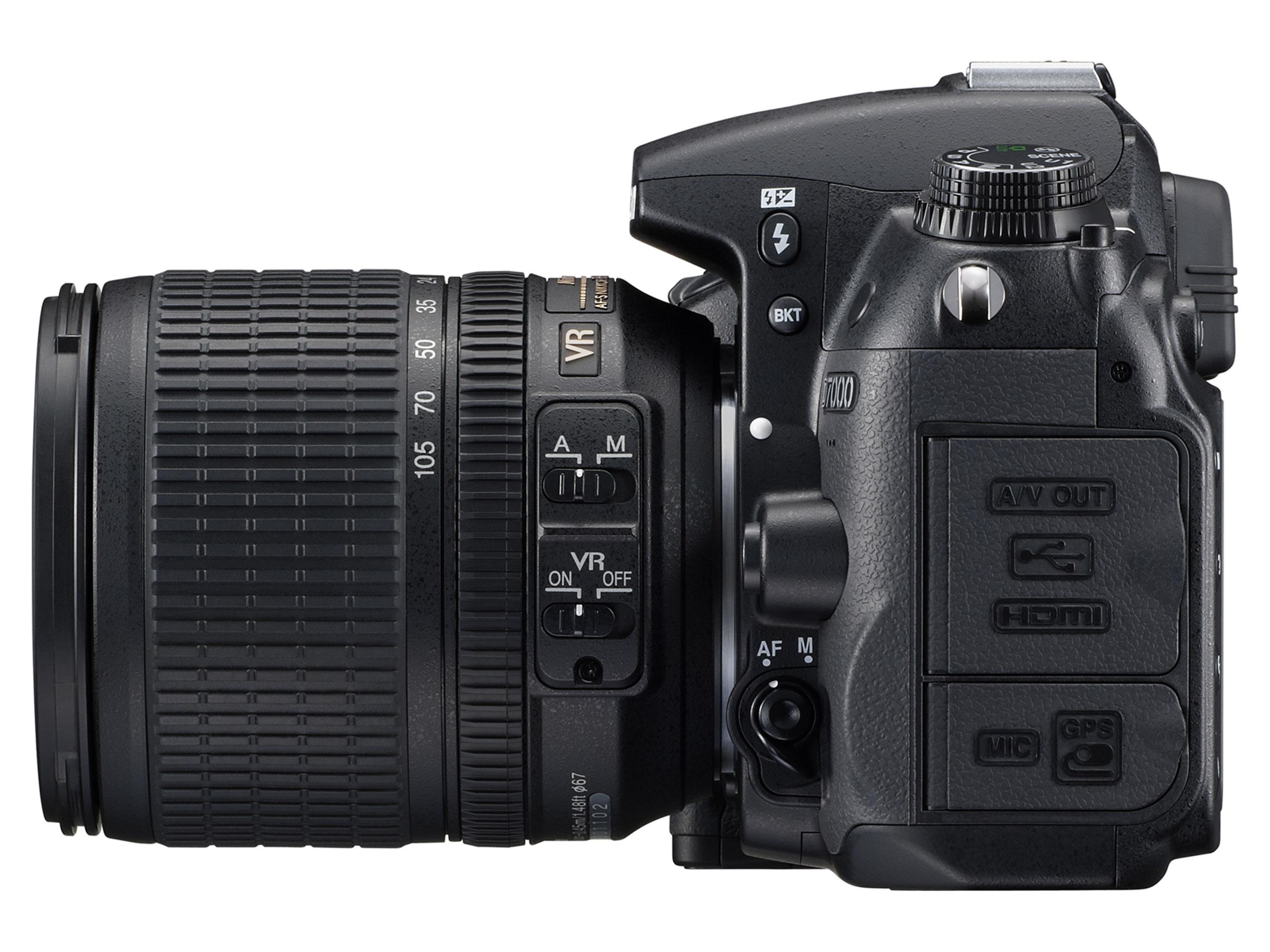 Nikon D7000 Video Specs