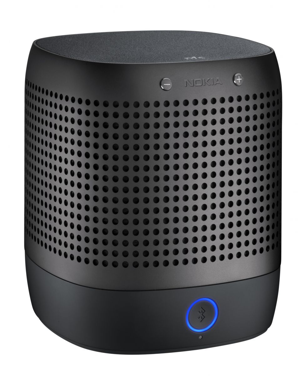 Nokia play 360 portable hi fi speaker for Mobile porta hi fi