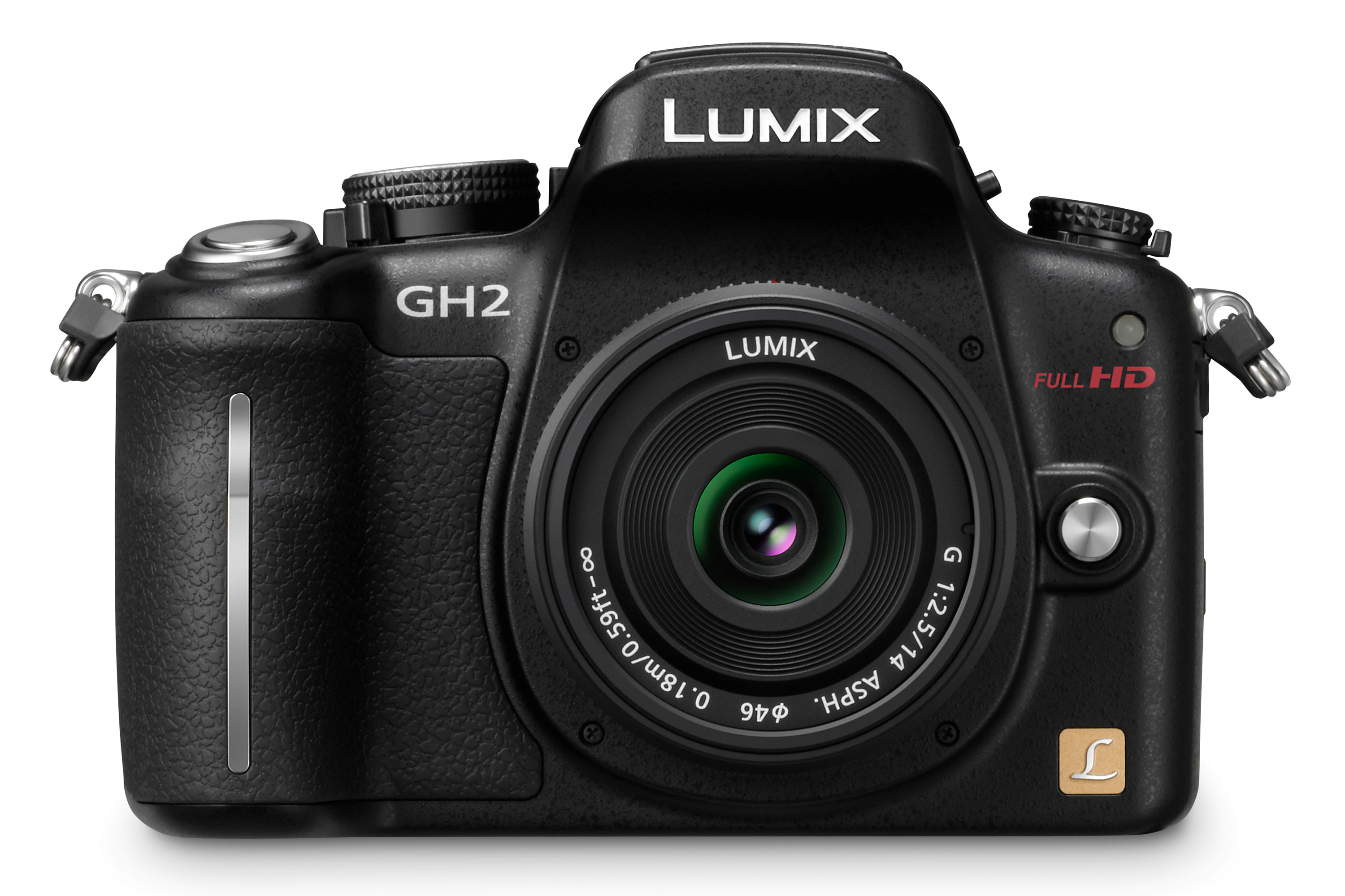 Panasonic LUMIX DMC-GH2 official: http://www.hitechreview.com/cameras/digital-cameras/panasonic-lumix-dmc-gh2-official/27682/