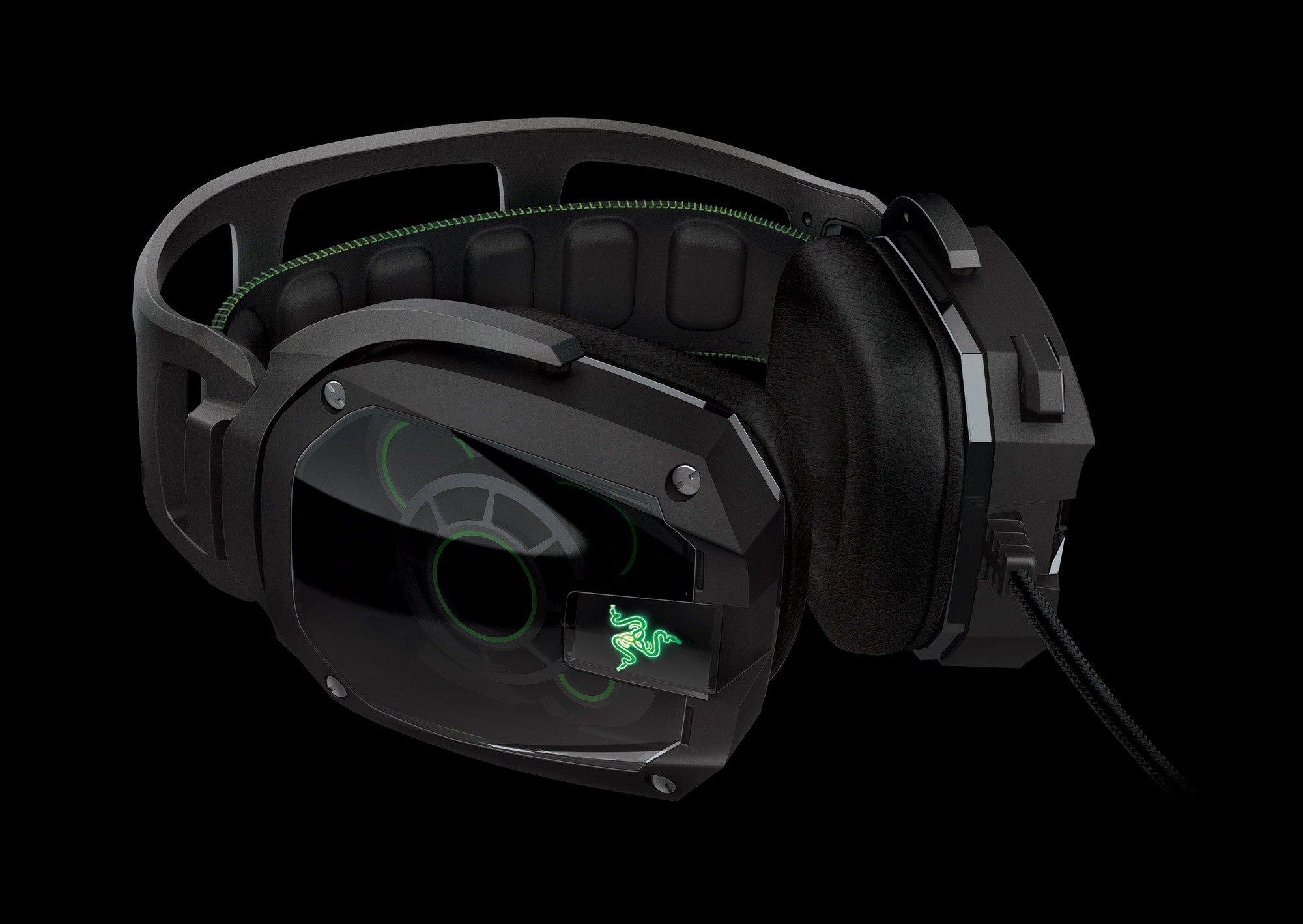 Razer tiamat 7.1 headphones - headphones razer