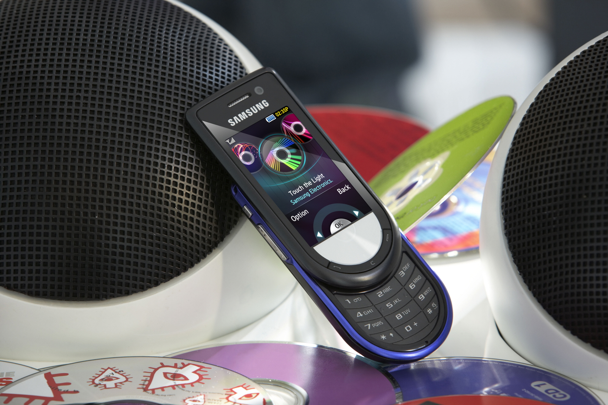 Samsung beat edition phones