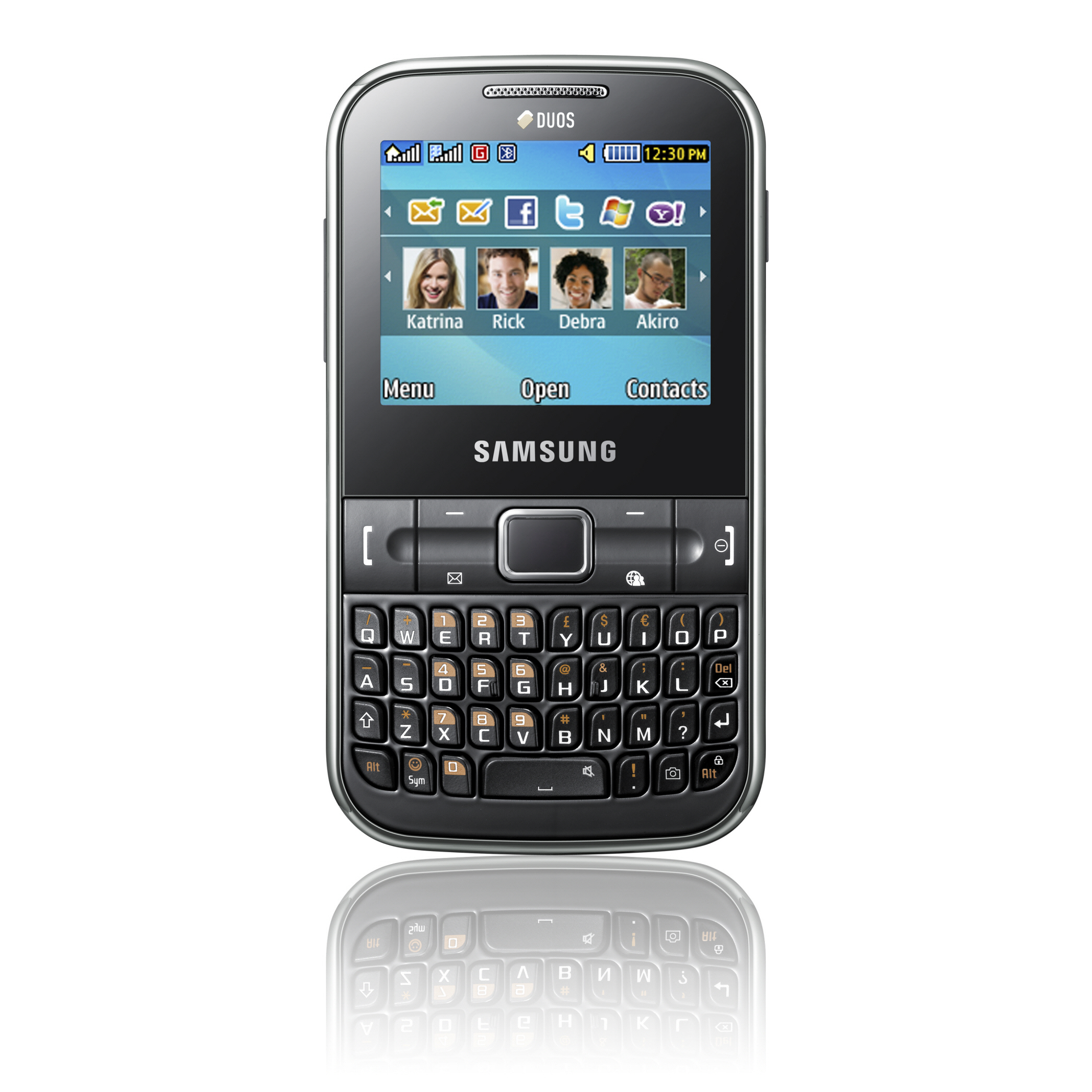 Samsung Chat On App Review