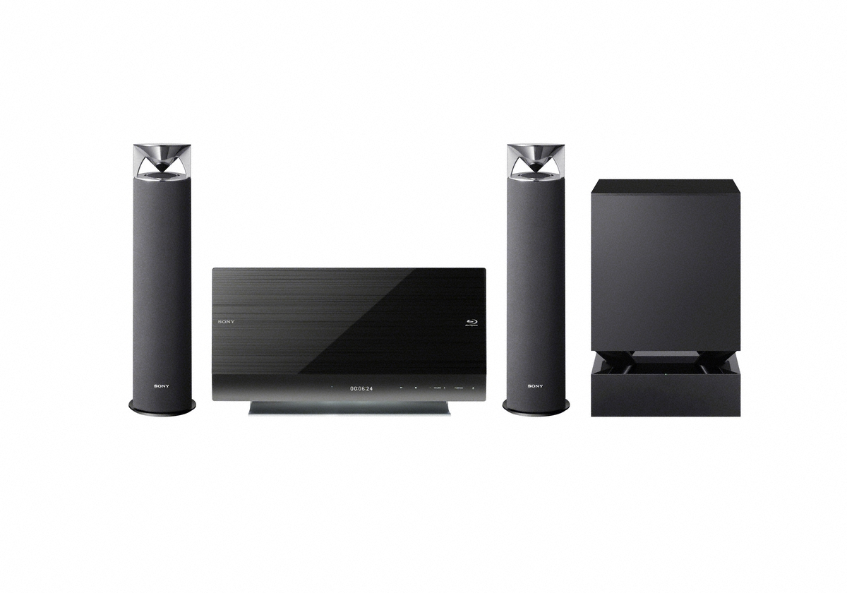 Sharp Blu Ray Home Cinema System