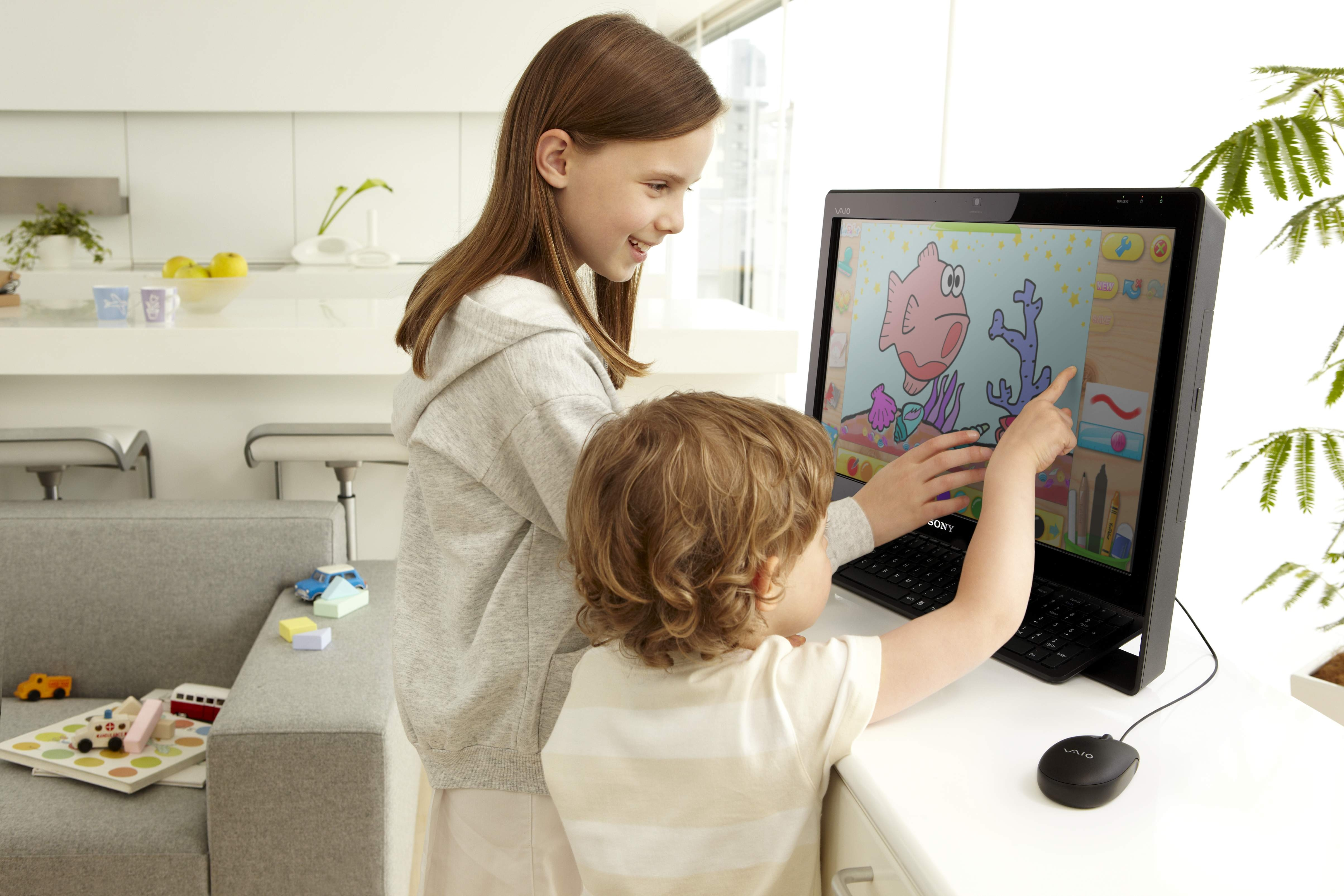 Sony Vaio J All-in-one PC