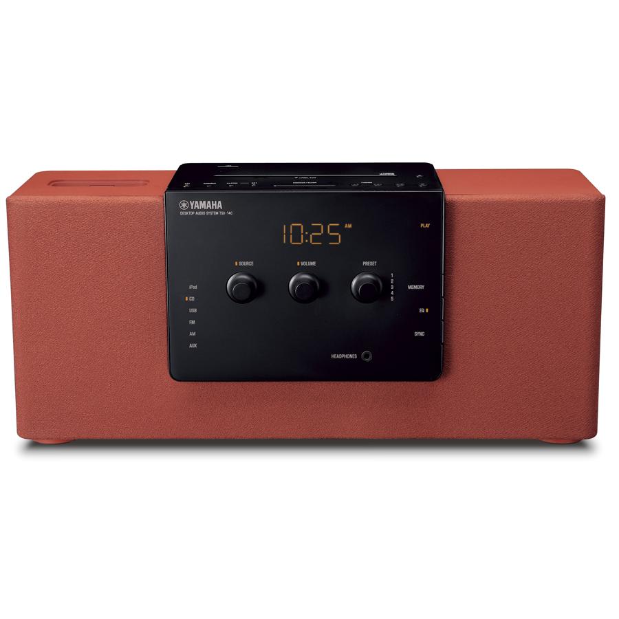 yamaha tsx 140 desktop audio system will wake you gently car interior design. Black Bedroom Furniture Sets. Home Design Ideas