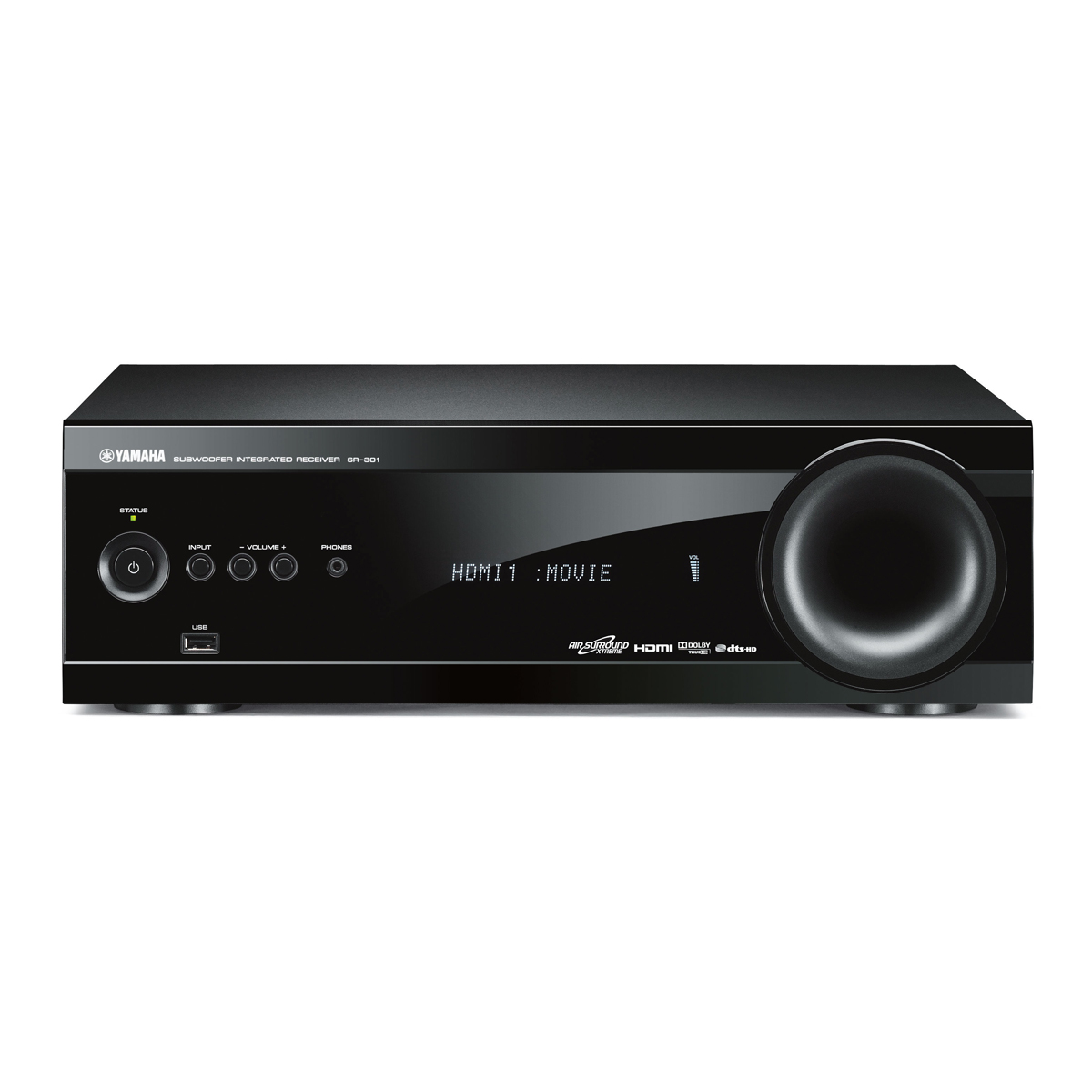 Index of gallery yamaha yht s401 surround system for Yamaha surround system review