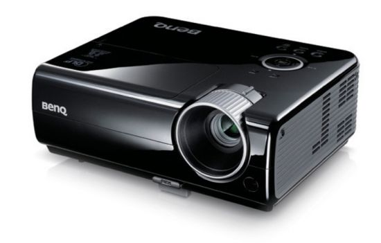 BenQ MW512 Projector Picture #2