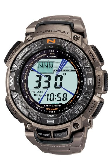 Casio Pathfinder PAG240T-7 Picture #3