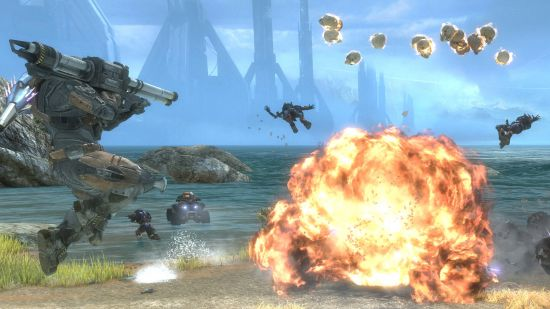 Halo Reach Noble Map Pack screenshots Picture #23