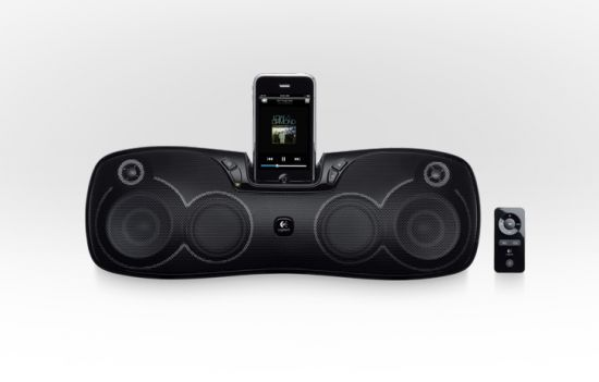 Logitech Rechargeable Speaker S715i Picture #2
