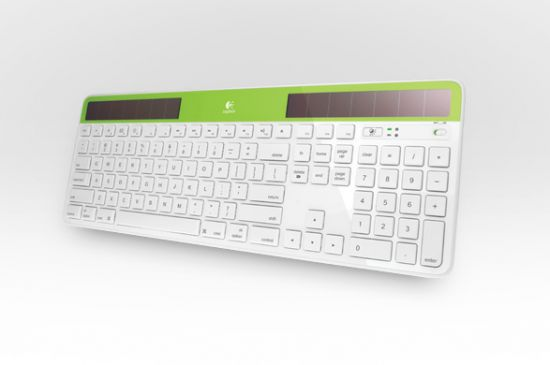 Logitech Wireless Solar Keyboard K750 Picture #5