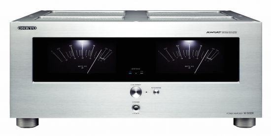 Onkyo M-5000R Power Amplifier Picture #3