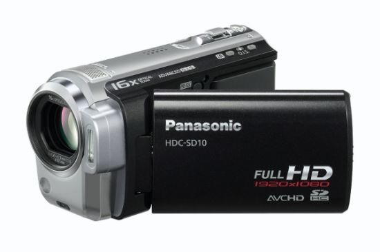 Panasonic HDC-SD10 Picture #2