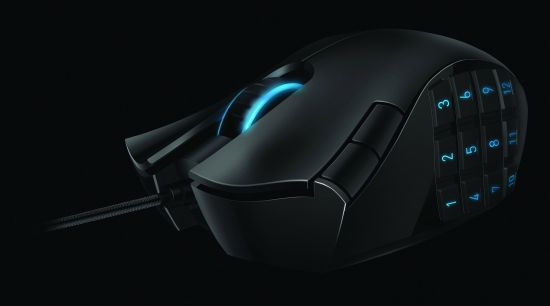 Razer Naga MMO gaming mouse Picture #7