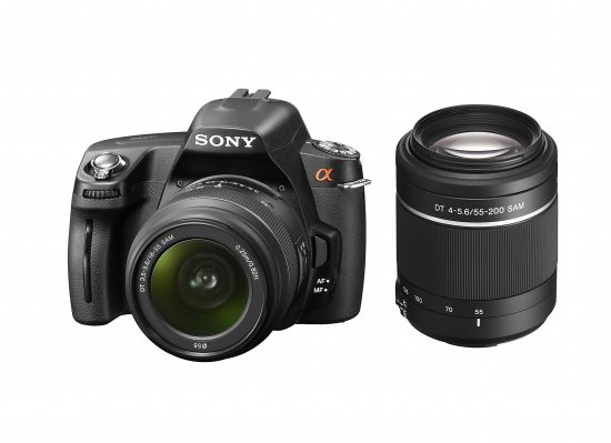 Sony DSLR A290 Picture #5