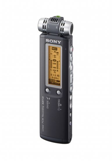 Sony ICD-SX Series digital voice recorder Picture #2