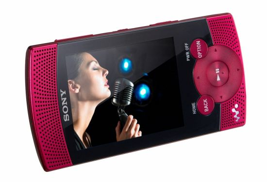 Sony WALKMAN S540 series Picture #9