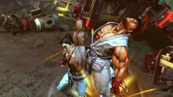 Street Fighter X Tekken Picture #10