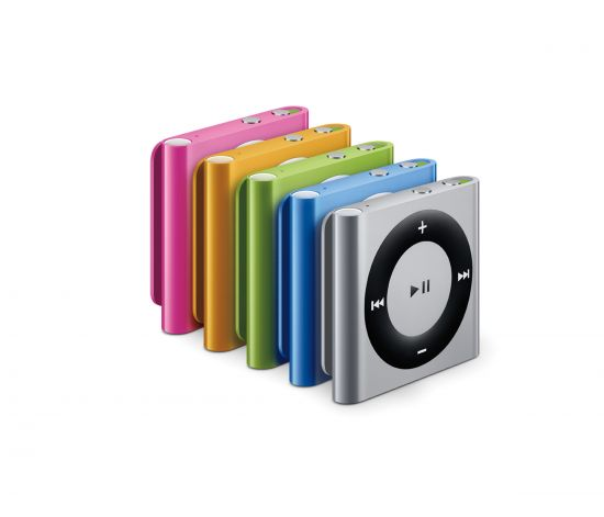 New Apple iPod Shuffle Picture #2