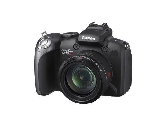 PowerShot SX10 IS