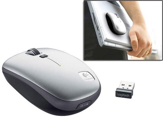 logitec V550 nano clip and go