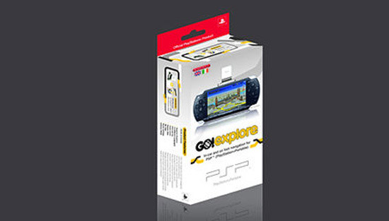 PSP GPS Go Explore Kit
