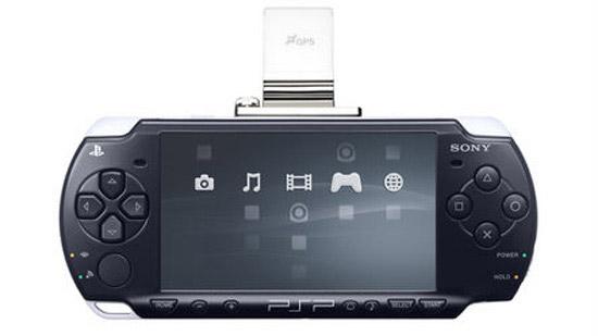 PSP GPS Go Explore Kit
