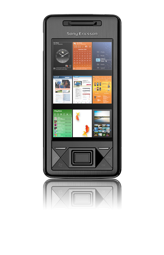 Sony Ericsson Xperia™ X1