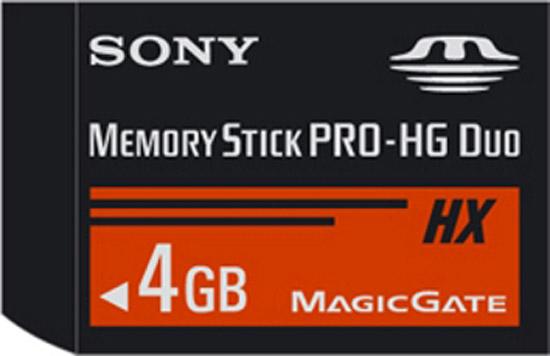 SONY MS-HX4G