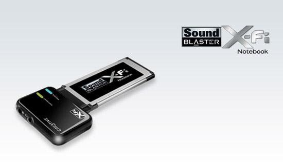 Creative SoundBlaster X-Fi