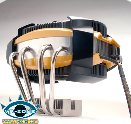 GlacialTech UFO V51 Cooler