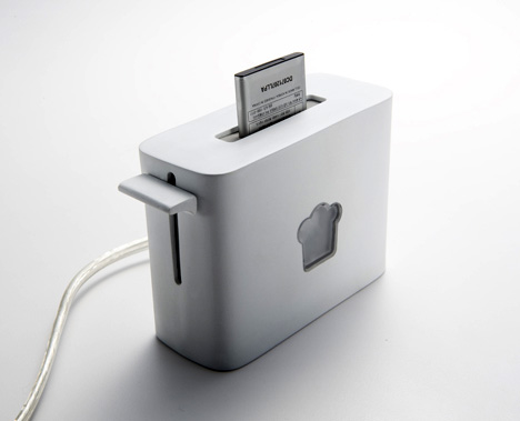 toast charger
