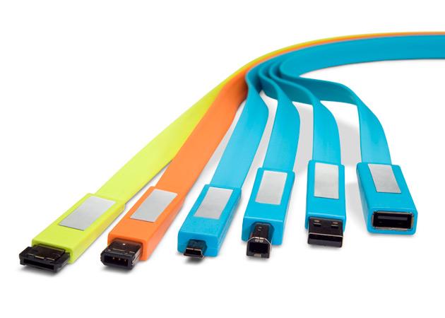 LaCie Flat Cables
