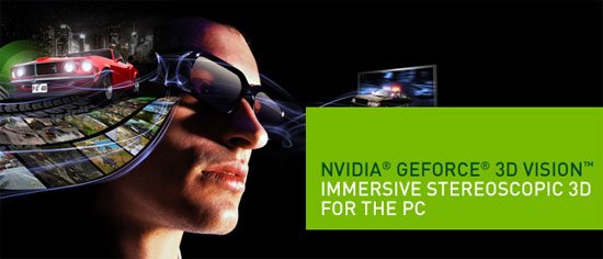 Stereoscopic 3d Gaming Computer: NVIDIA Announces 3D Vision—The World's First High
