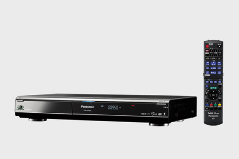 1TB, Dual Digital TV Tuner, Blu-Ray, DLNA, YouTube compatible, here you are the latest Panasonic's DVR