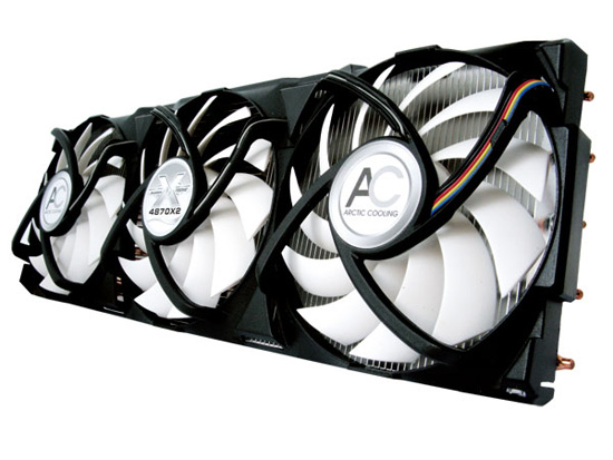Arctic Cooling Accelero XTREME 4870X2