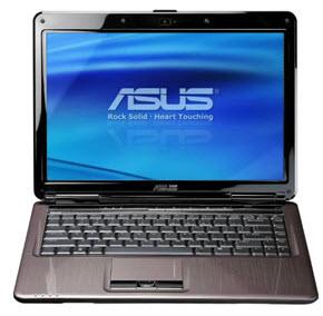 Asus N81vg notebook