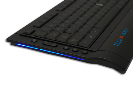 Alchemy Illuminati Backlit Keyboard