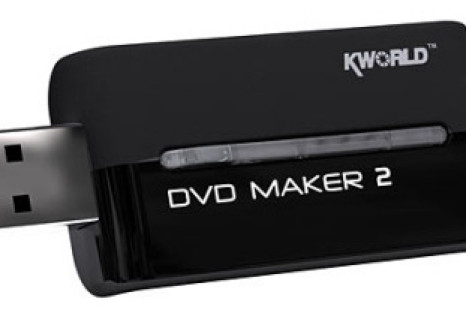 KWorld's DVD Maker 2- one touch record