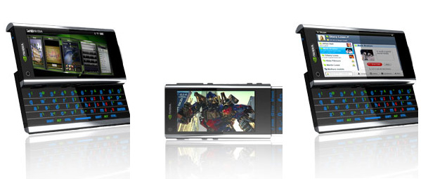 nvidia NVIDIA Tegra 600 Series