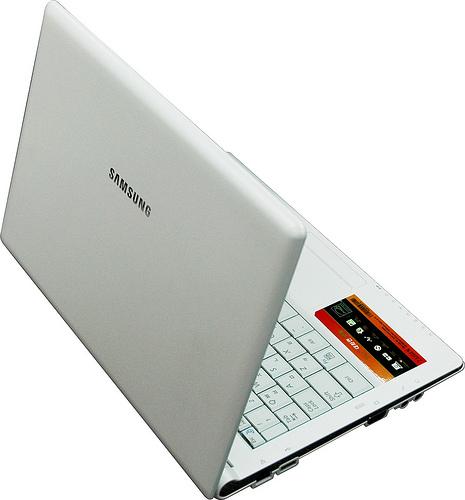 "Samsung NC20 12.1"" Mini-Notebook"