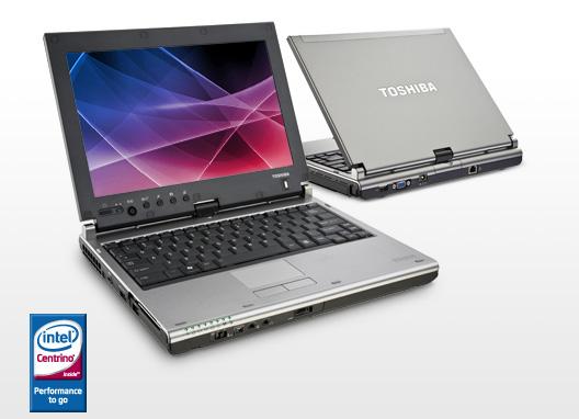 toshiba portege m750-s7211