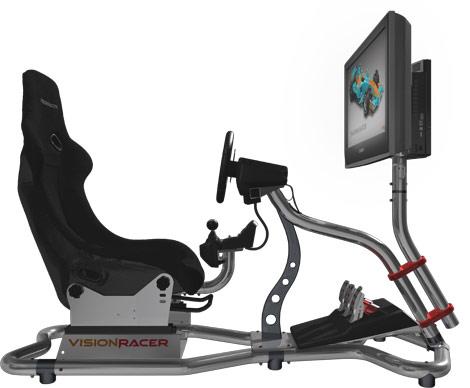 Visionracer Vr3 Racing Simulator