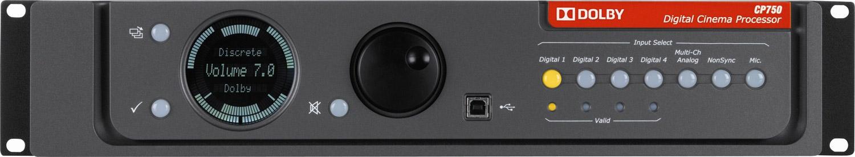 Dolby CP750 Digital Cinema Processor