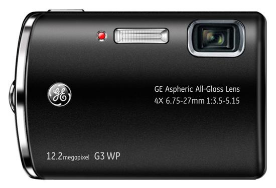 General Imaging g3wp digital camera