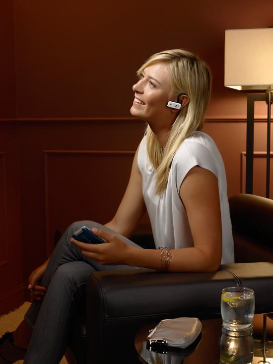 Maria Sharapove Sony Ericsson  T707