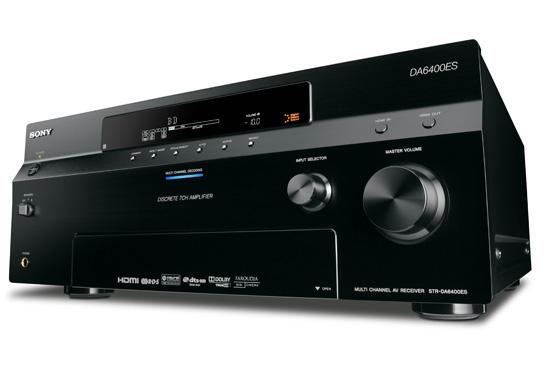Sony STR da6400es