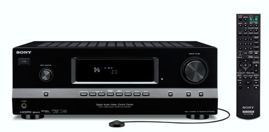 Sony-STR-DH500