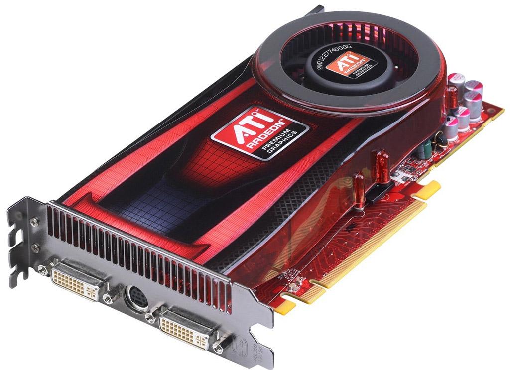 ATI Radeon™ HD 4770
