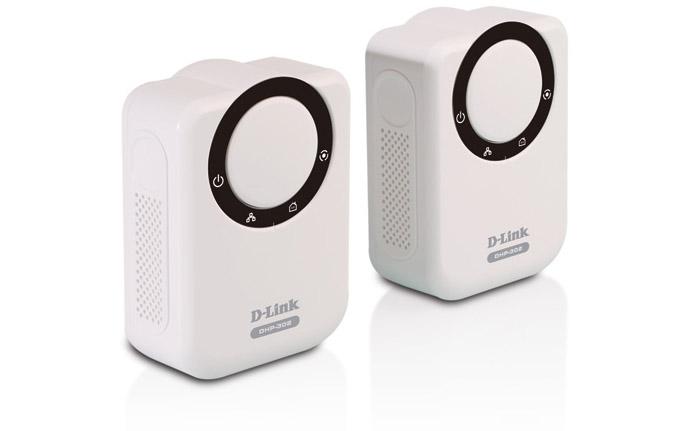 D-Link® PowerLine HD Ethernet Adapter Starter Kit